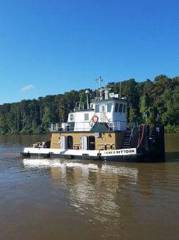 AB 900hp 49.5' Towboat image