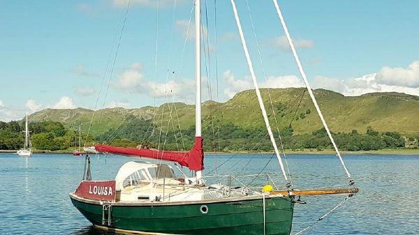 Cornish Crabber 24 Main