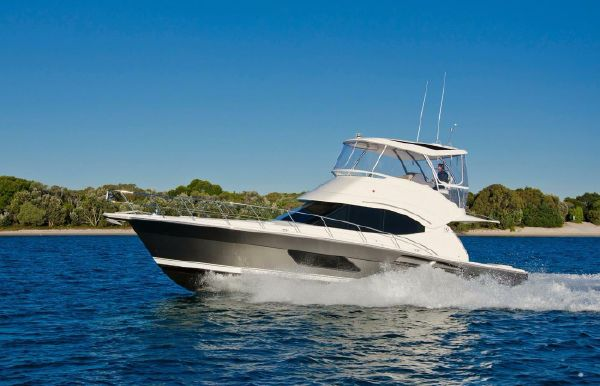 2017 Riviera 45 Open Flybridge