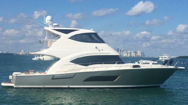 Riviera 53EB Riviera 53 profile