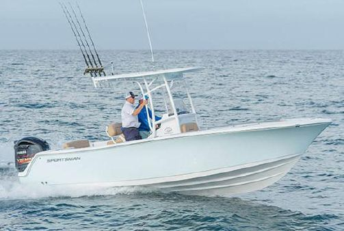 Sportsman Open 232 Center Console image