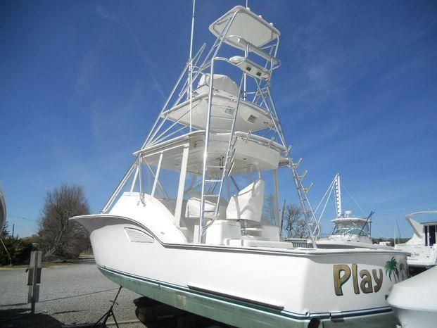 2008 SeaTek Boat Works, LLC, 36 Seaview Express For Sale Buy
