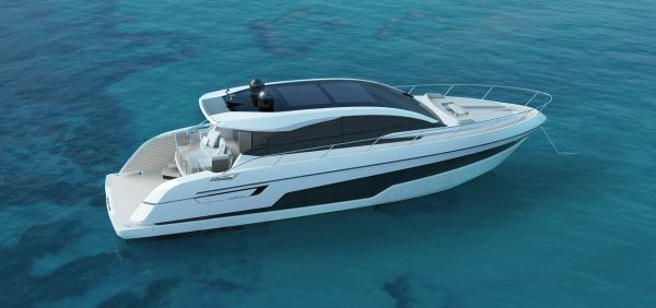 Fairline Targa 58 GTB image