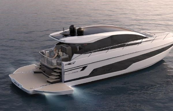 2020 Fairline Targa 58 GTB