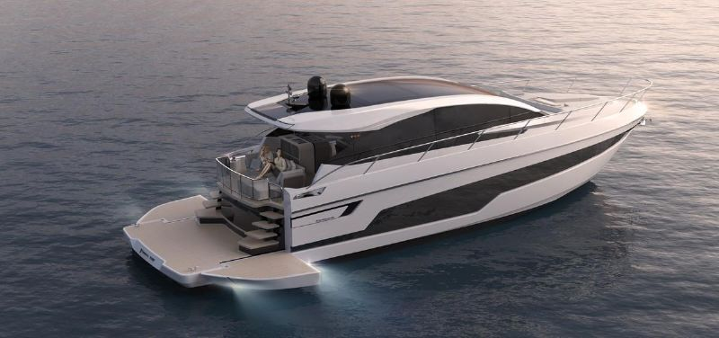 Fairline Targa 58 GTB - main image