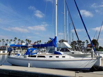1989 Catalina<span>34 Tall Rig</span>