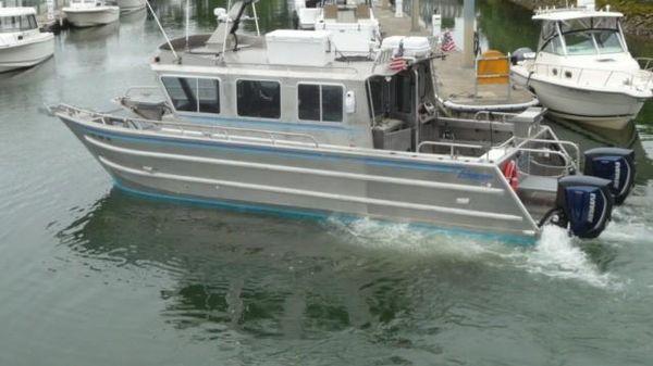 Armstrong Marine 34 Catamaran