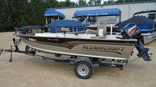 Alumacraft Navigator 165 Tiller