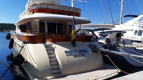 Motor Yacht Cyrus Yacht 108