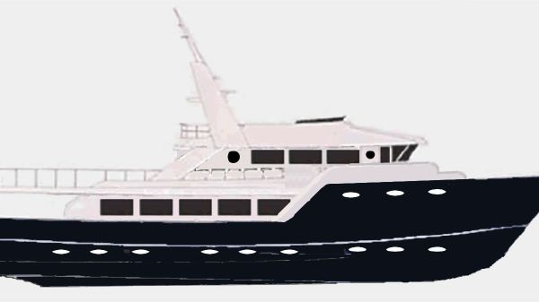 Ruby Yachts Bruce Roberts Expedition 80 Ruby Yachts Expedition Pilothouse 78