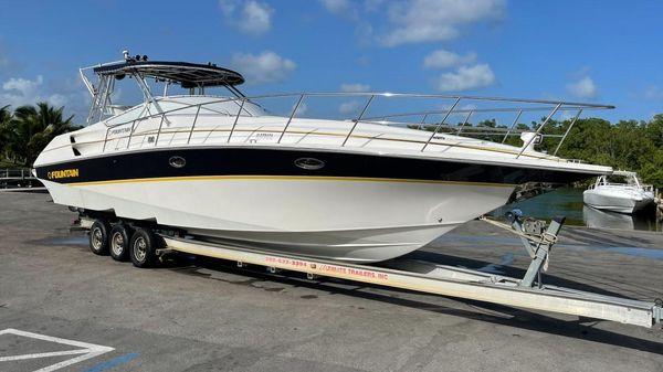Fountain 38 Sportfish Cruiser IO