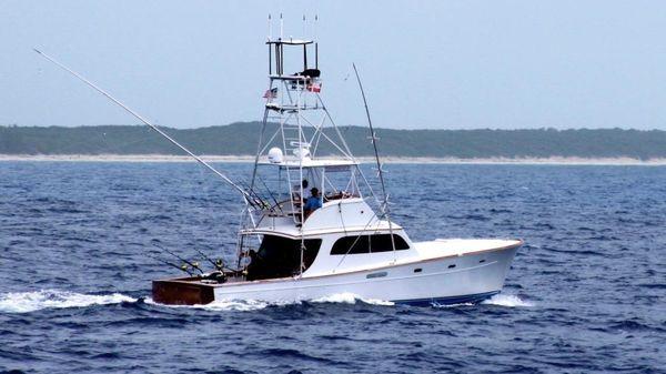 Merritt Custom 42' Sportfish