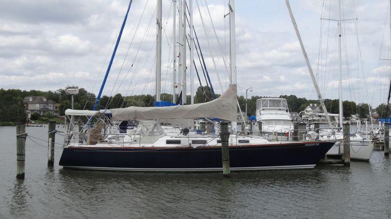 1989 J Boats J/40 Shoal Draft