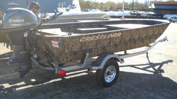 Crestliner C166DT