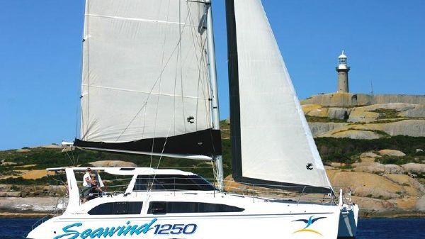 Seawind 1250 Manufacturer Provided Image: Seawind 1250