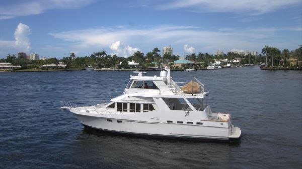 Ocean Alexander 546 Yachtfisher PDQ