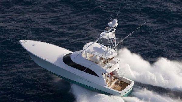 Viking 66 Convertible Port Side