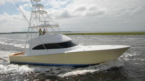 Viking 55 Convertible