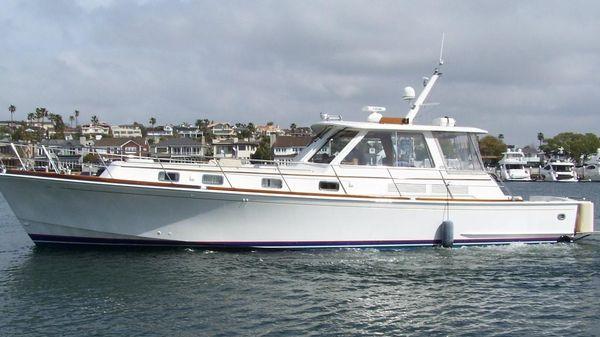 Grand Banks East Bay 49 HX