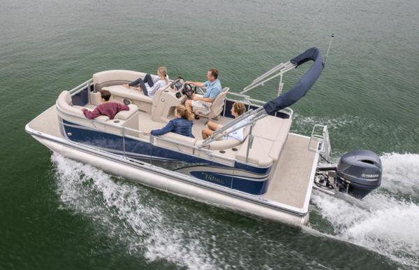 2021 Tahoe Pontoon GT Cruise 25'