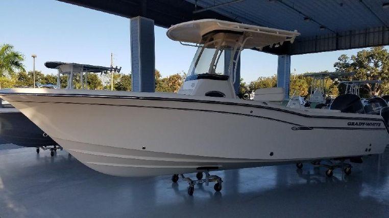 2019 Grady-White Fisherman 236 PORT ORANGE, Florida