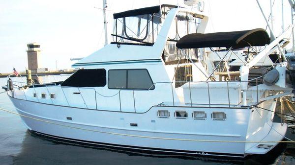 Bruce Roberts 44 Steel Trawler
