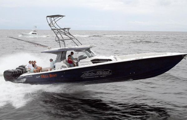 2020 Nor-Tech 452 Super Fish