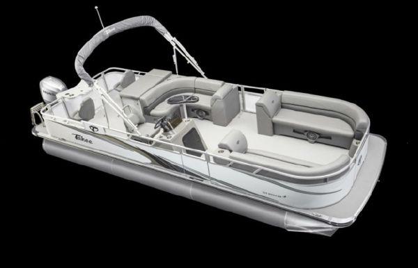 2021 Tahoe Pontoon GT Rear Fish 25'