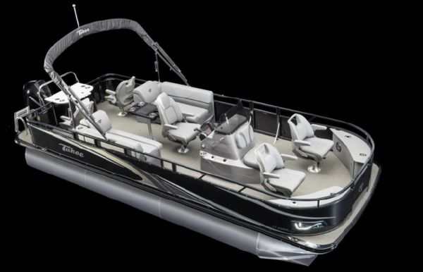 2021 Tahoe Pontoon GT Center Console Fish 25'