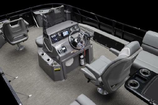 Tahoe Pontoon GT Center Console Fish 23' image