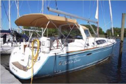 2011 Beneteau 50 Blue Hull
