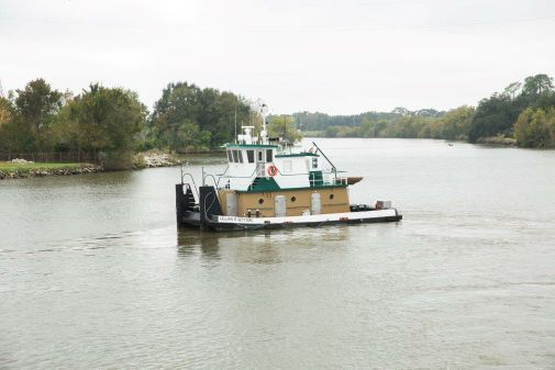 AB 900hp 49.5' Towboat image