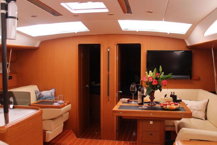 2012 Jeanneau 53 Broker Broker