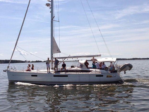 2012 Jeanneau 53 Sell Rhode Island