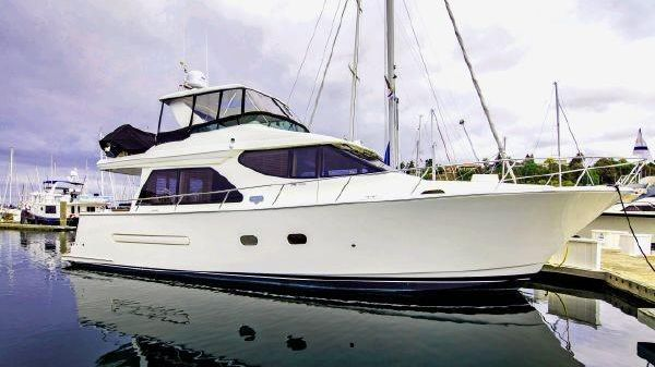 West Bay 54 SonShip Pilothouse