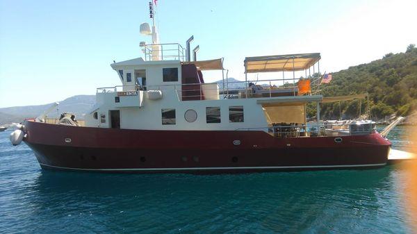 Tansu Mahenta trawler 21m