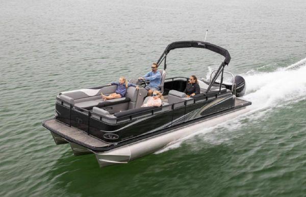 2021 Tahoe Pontoon Sport Cruise Rear Bench 22'