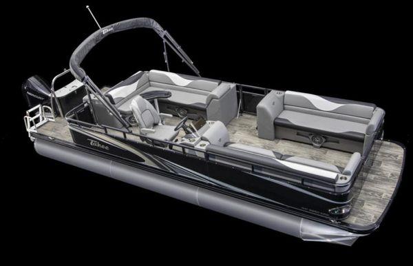 2021 Tahoe Pontoon Sport Cruise Rear Bench 18'
