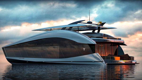 Bravada Houseboat