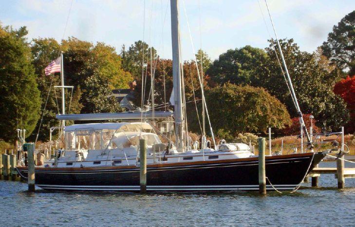 1993 Little Harbor 52