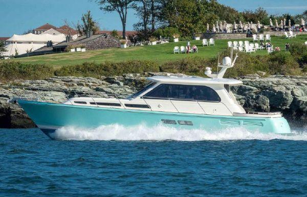 2019 Hunt Yachts 55 Motoryacht