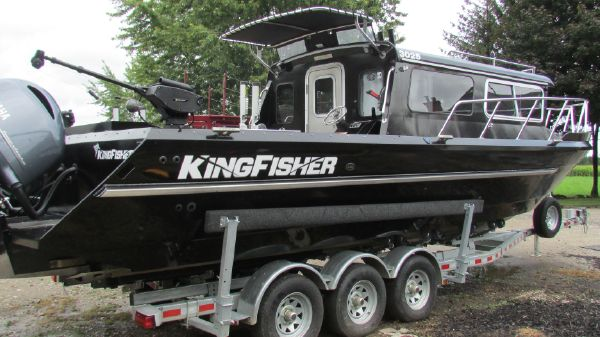 KingFisher 3025 Destination
