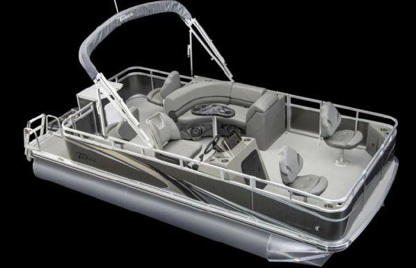 2021 Tahoe Pontoon Sport Quad Fish 18'