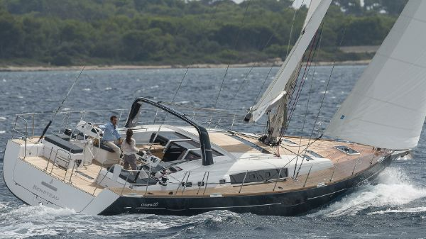 Beneteau Oceanis 60 Manufacturer Provided Image: Manufacturer Provided Image