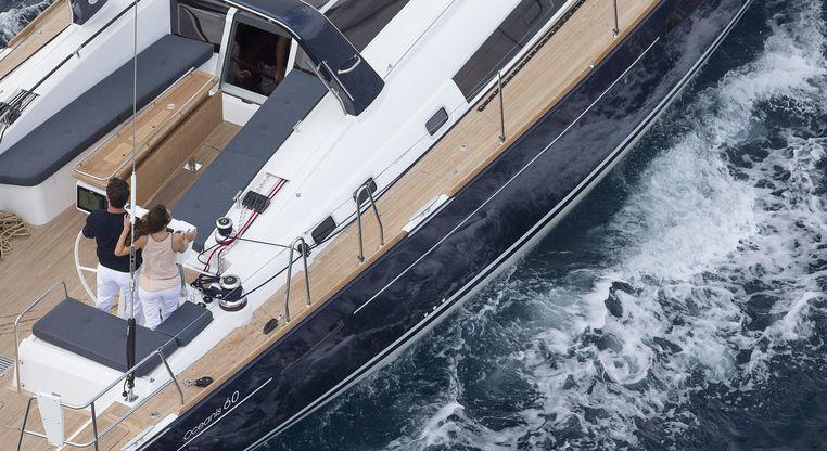 2016 Beneteau Oceanis 60 BoatsalesListing Purchase