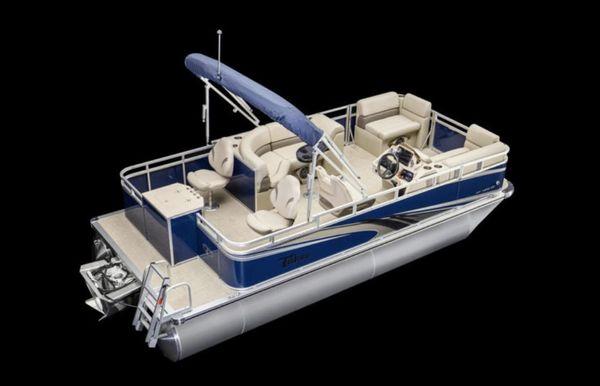 2021 Tahoe Pontoon Sport Rear Fish 20'