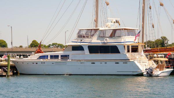 Bertram 80 Motor Yacht