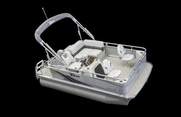 2021 Tahoe Pontoon Sport Bow Fish 18'