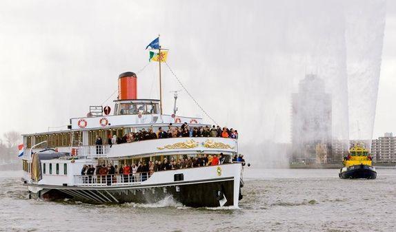 Sachsenberg Paddle Steamer image