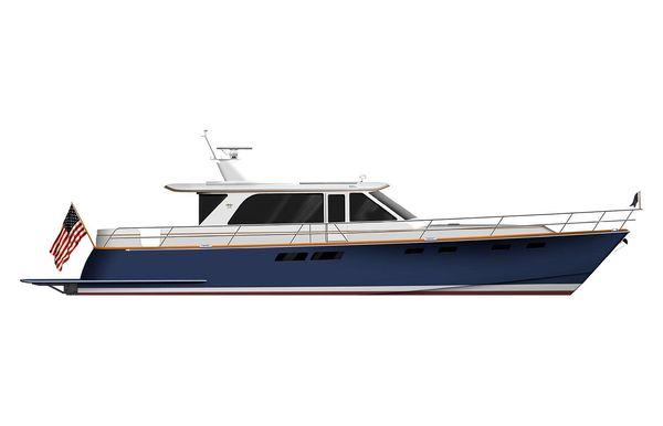 2019 Hunt Yachts 63 Motoryacht